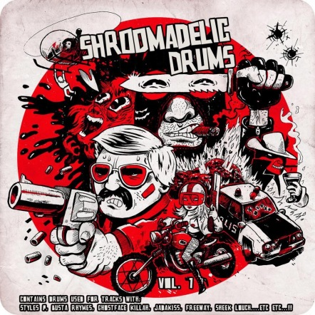 Shroomadelic Drums Vol. 1