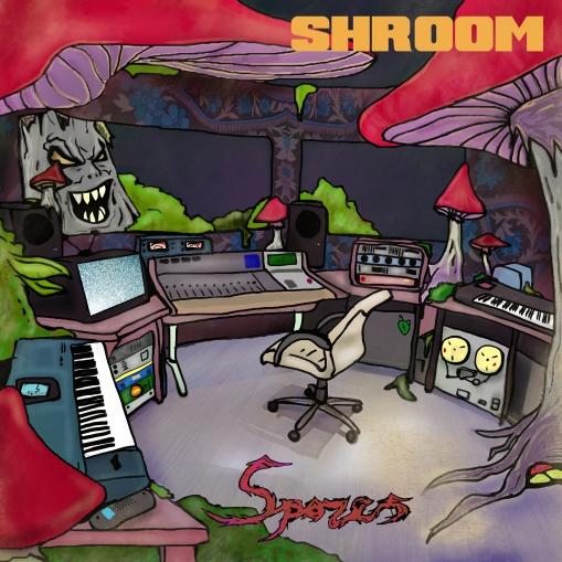 Shroom - Spores [front cover]